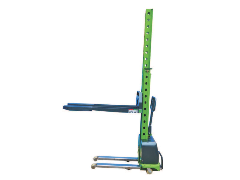 Electric Self-lift Stacker