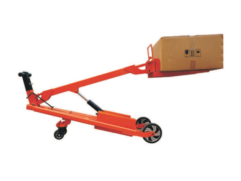 Portable Truck &GL-boom Loading and Unloading
